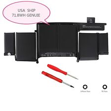 """genuine Battery FITS Apple MacBook Pro 13"""" A1502 Late 2013 2014 020-8148 LAPTOP"""