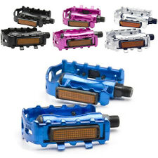 """Mountain 1 Pair Hot New 2017 9/16"""" Pedals Aluminium Cycling Bike Bicycle Alloy"""