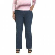 Riders by Lee Women's Plus-Size Relaxed Fit Straight-Leg Jeans. Free Shipping