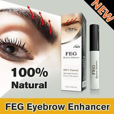 3ml Eyebrow Enhancer Brush Rapid Eye brow Growth Serum Liquid IR