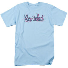 Bewitched TV Show RETRO LOGO Licensed Adult T-Shirt All Sizes