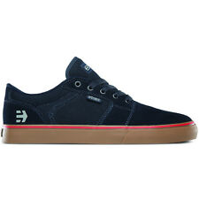New ETNIES BARGE LS NAVY NAVY GUM