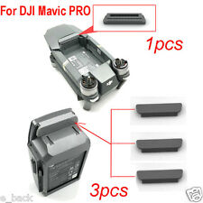 1PC For Frame +3PC For Battery 3D Printed Dustproof Plug Cover For DJI Mavic PRO