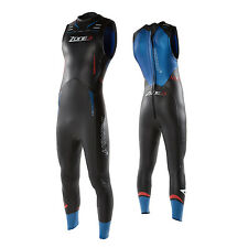 New 2017 Zone3 Mens Vision Sleeveless Triathlon Wetsuit