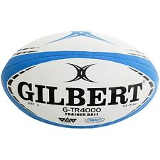 Gilbert G-TR4000 Rugby Ball - Quality Practice/Training Ball Size 4 (Age 10-14)