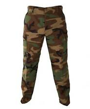 PROPPER INTERNATIONAL BDU TROUSERS - BUTTON FLY - 100% COTTON RIPSTOP - 6 COLORS