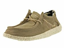 Chaussures lacets Wally-stretch-Dude - 2 coloris
