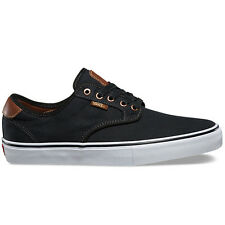 New VANS CHIMO PRO BRUSHED TWILL BLACK