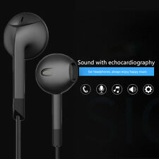 E6 Universal Phones Super Stereo Bass Noise Isolation Half-In Ear Earphones I5
