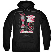 Back to the Future PIT BULL Hoverboards Licensed Adult Sweatshirt Hoodie