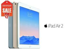 Apple iPad Air 2nd Wi-Fi + UNLOCKED 16GB 32GB 64GB 128GB GOLD GRAY SILVER (R-D)