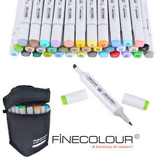 Finecolour EF100 Set Sketch Marker Pen Alcohol Based Ink OB
