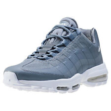 Nike Air Max 95 Ultra Essential Mens Trainers Grey White New Shoes