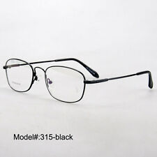 315 full rim memory titanium myopia eyewear eyeglasses prescription spectacles