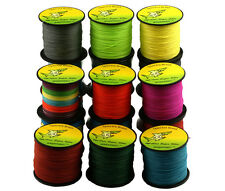 Special Supply 300M 4 Weave Super Strong PE Dyneema Braided Sea Fishing Line New