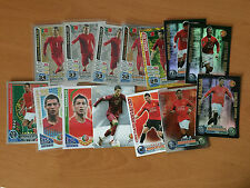 Match Attax Cristiano Ronaldo Football cards choose 1 from drop down list