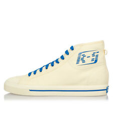 ADIDAS New Beige Sneakers High Top RAF SIMONS Shoes NWT