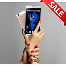 """6"""" Cell Phone Unlocked Dual SIM 3G GSM Smartphone 4 Quad Core Android 5.1 M8"""