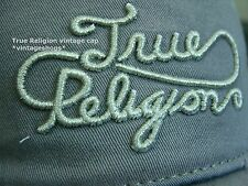 True Religion vintage caps NWT authentic items one size