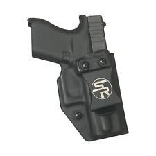 Glock 43 Inside the Waistband Kydex Holster IWB Concealed Carry Appendix GLOCK