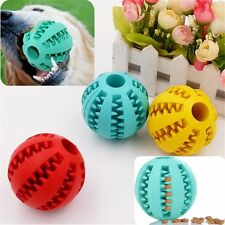 Playing Bite Resistant Dog Training Pet Toy Teeth Cleaning Chew Ball