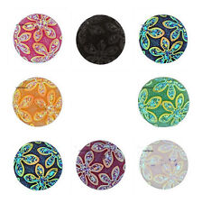 wholesales lots mixed 18MM Resin snaps Buttons For Snaps Jewelry 126