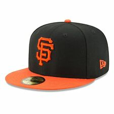 San Francisco Giants 2017 59Fifty Authentic Fitted Performance Alternate MLB