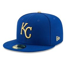 Kansas City Royals 2017 59Fifty Authentic Fitted Performance Alternate MLB