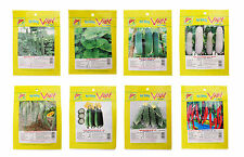 Vegetable Seeds & Flower Seeds Collection - Easy-to Grow Heirloom Seeds