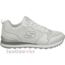 Shoes Skechers OG 85 Sneakers 117 wht Woman Sport White Casual