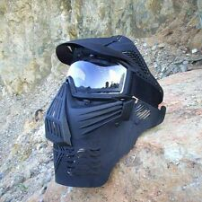 Swat tactical full face airsoft Goggle mask Halloween Paintball Combat masks