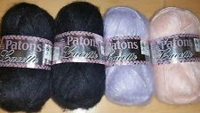 Patons Lacette yarn - lot of 4 skeins