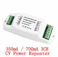 LED Constant Current PWM Power Repeater CC PWM Signal 350MA 700MA 3CH