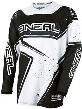 ONeal Black-White 2017 Element MX Jersey