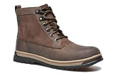 Mens Clarks Brown Leather Ripway Trail GTX Gore-tex Ankle Walking Boots  £110