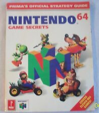 Prima's Official Strategy Guides: Nintendo 64 Game Secrets Vol. 4 by Warren Lapw
