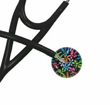 New Stethoscope UltraScope Flower Power - Cardiology Quality - Top Quality