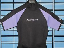 NeoSport by Henderson Junior (Teen) 2.5 mm Back Zip Shorty Wetsuit - Lavender