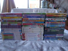 ====DVDS==== BABY, TODDLERS AND KIDS PICK YOUR OWN  ===DVDS====