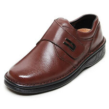 New Mens Casual Simple Comfort Genuine Leather Dress Loafers Sneakers Shoes