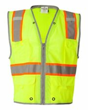 ML Kishigo 1510-1511 Brilliant Series Heavy Duty Class 2 Vest