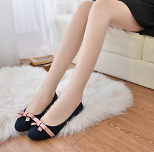 Fashion Women Slip On Flat Loafers Shoes Lady Bow Single Shoes Suede Boat Shoes