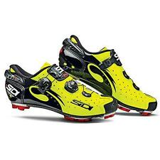Sidi 2015 Men's Drako Carbon SRS Mountain Cycling Shoes - SMS-DRK (Black Vernice