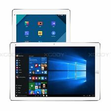 """CUBE iwork12 4+64GB 12.2"""" Touchscreen QuadCore Windows Android Keyboard Tablet"""