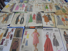 U PICK SEWING PATTERNS MORE THAN PIC MOD & VINTAGE 1950S 1960S 1970S SOME PLUS