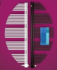 MERT Design Bathroom Radiator AYCAN in Various Colours + Accessory All Sizes