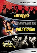 Reservoir Dogs/Pulp Fiction/Jackie Brown [Region 1] - DVD - New - Free Shipping.
