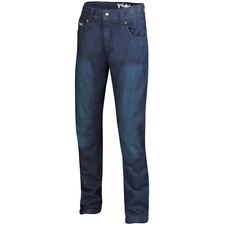 Bull-it Covec 17 Italian SR6 Motorcycle Motorbike Slim Fit Jeans - Demin Blue