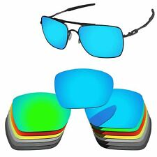 Polarized Replacement Lenses For-Oakley Deviation Sunglass Multi-Options