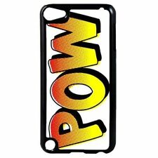 Comic Art POW Plastic Case Cover for iPod 4th - 5th - 6th Generation D5